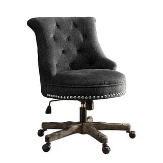 boss driftwood high-back executive swivel chair | overstock