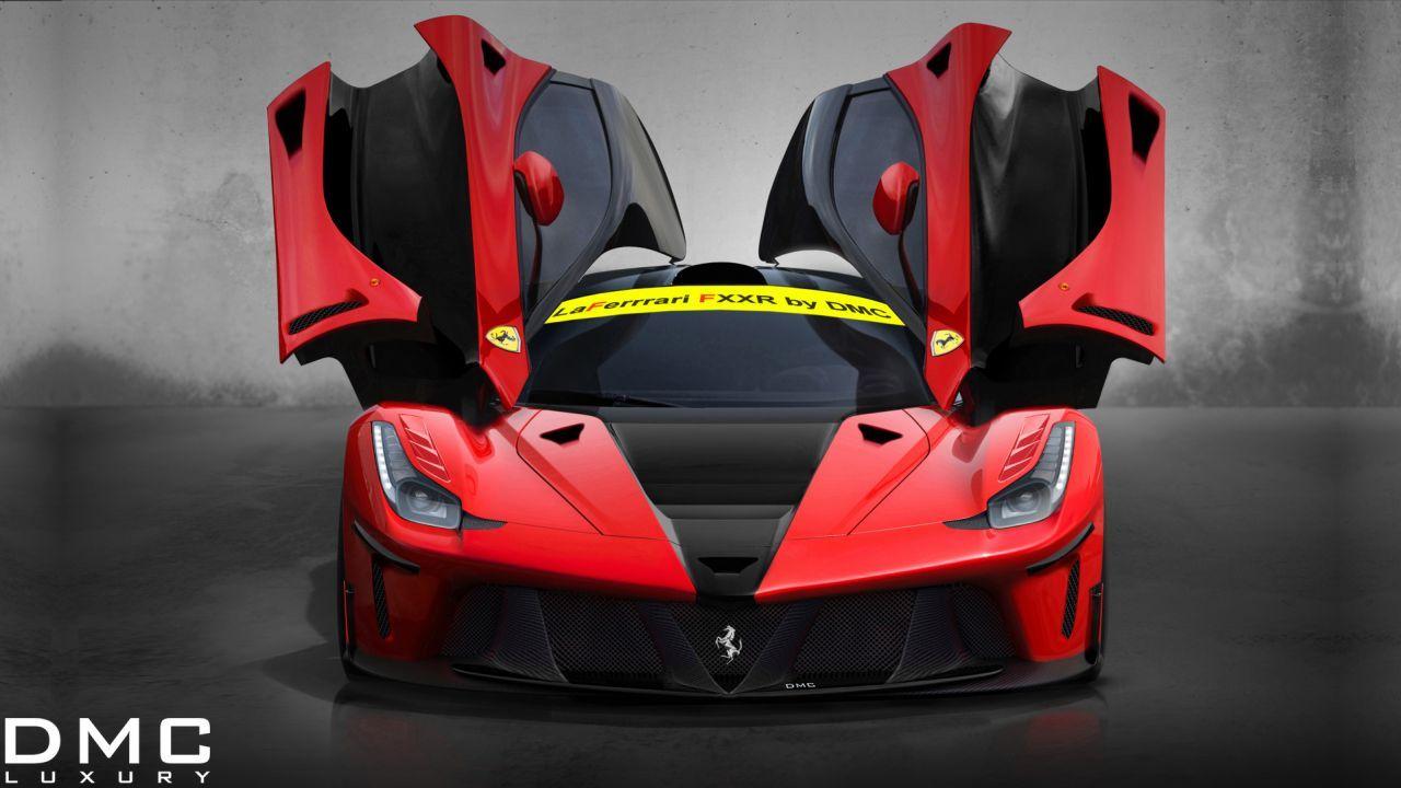 Ferrari LaFerrari FXXR by DMC