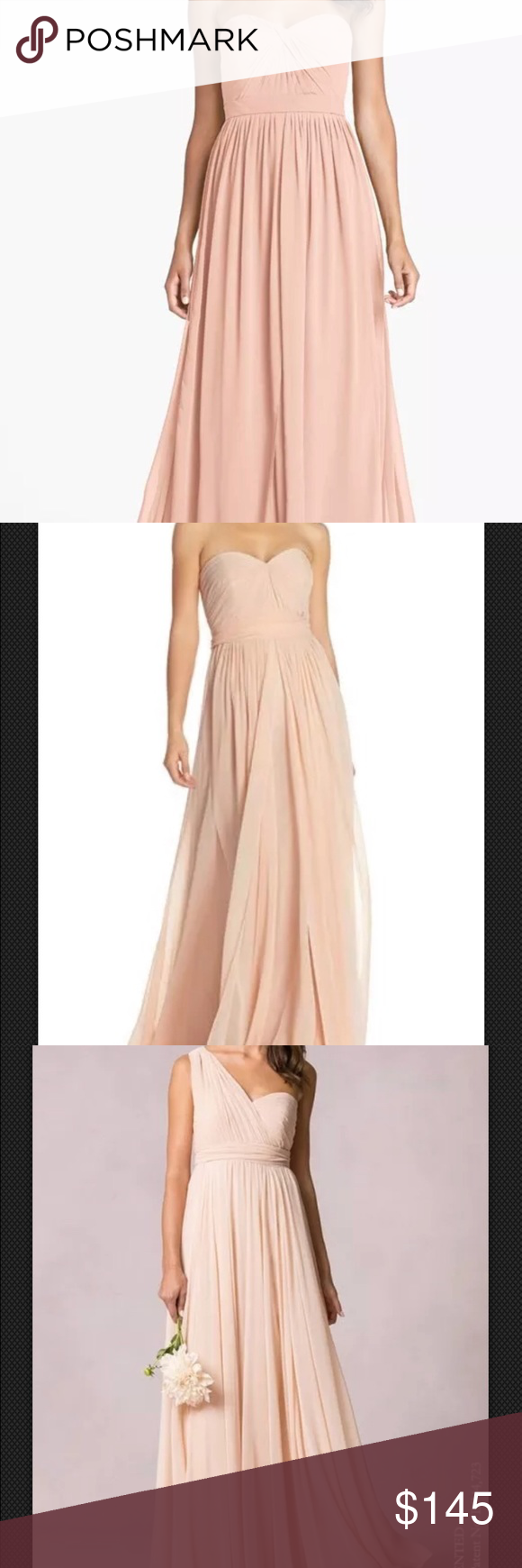 Jenny yoo aidan bridesmaid dress size 0 nwt the aidan dress jenny yoo aidan bridesmaid dress size 0 nwt the aidan dress features a twisted ombrellifo Choice Image