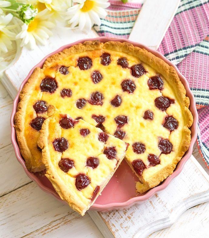 Ich Zeige Euch Heute Wie Ihr Aus Vanillepudding Schmand Und Naturlich Kirschen Eine Saftige Sunde In Kuche Kirsch Pudding Kuchen Kuchen Vanillepudding Kuchen