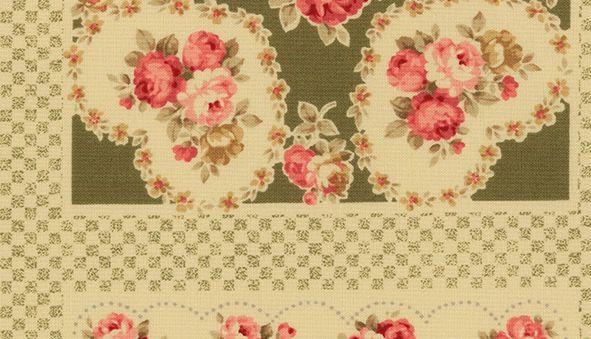 Antique Rose - Lecien Fabric - 30751-60