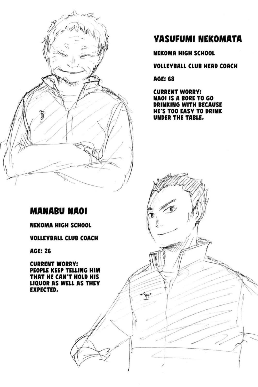 Haikyuu Chapter 34 Read Haikyuu Manga Online Haikyuu Characters Haikyuu Manga Haikyuu