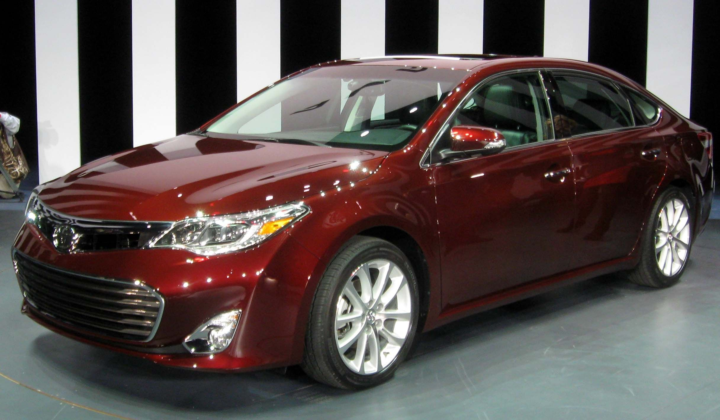 However In The 2016 Toyota Avalon Limited You Will See Some New Features There