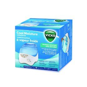 Pin on Cool Mist Humidifier