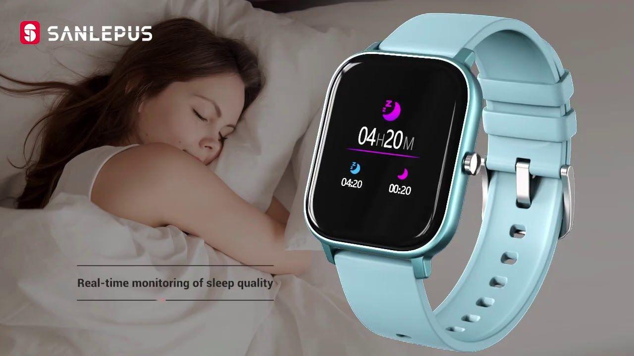 Sanlepus Global Version Smart Watch Ip67 Waterproof Smartwatch 2020 Ne Smart Watch Smartwatch Women Smart Bracelet