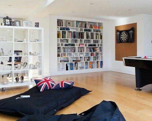 rangement jeux am nagement salle jeux de soci t. Black Bedroom Furniture Sets. Home Design Ideas