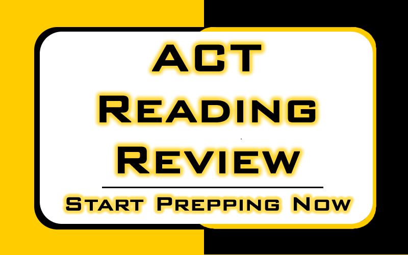 A directory of ACT Reading review videos that will help ...