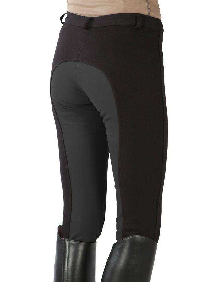 Damen Jodhpur Reithose Weiche Stretch Hose