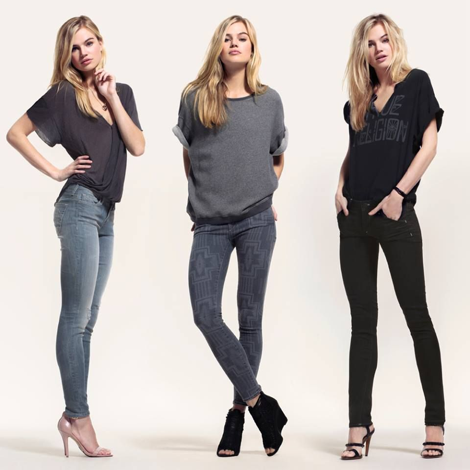 Styles Of Jeans For Women | Bbg Clothing