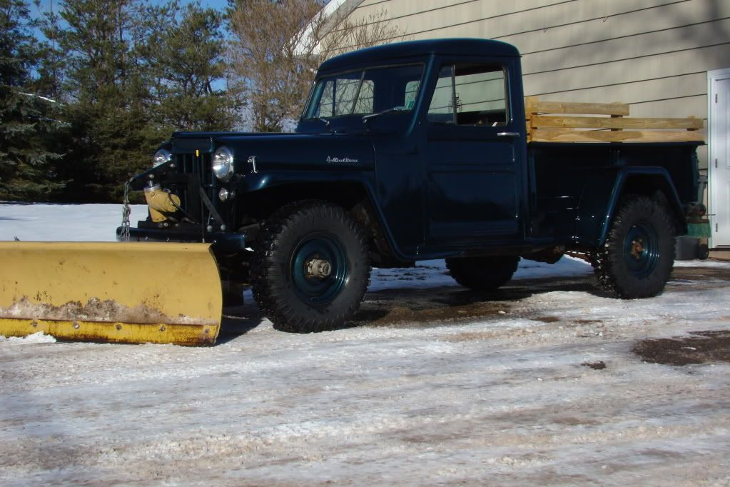 Old plow trucks - Page 3 - PlowSite.com™ - Snow Plowing & Ice ...