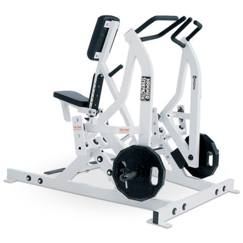 Details about Hammer Strength Plate Loaded ISO-Lateral