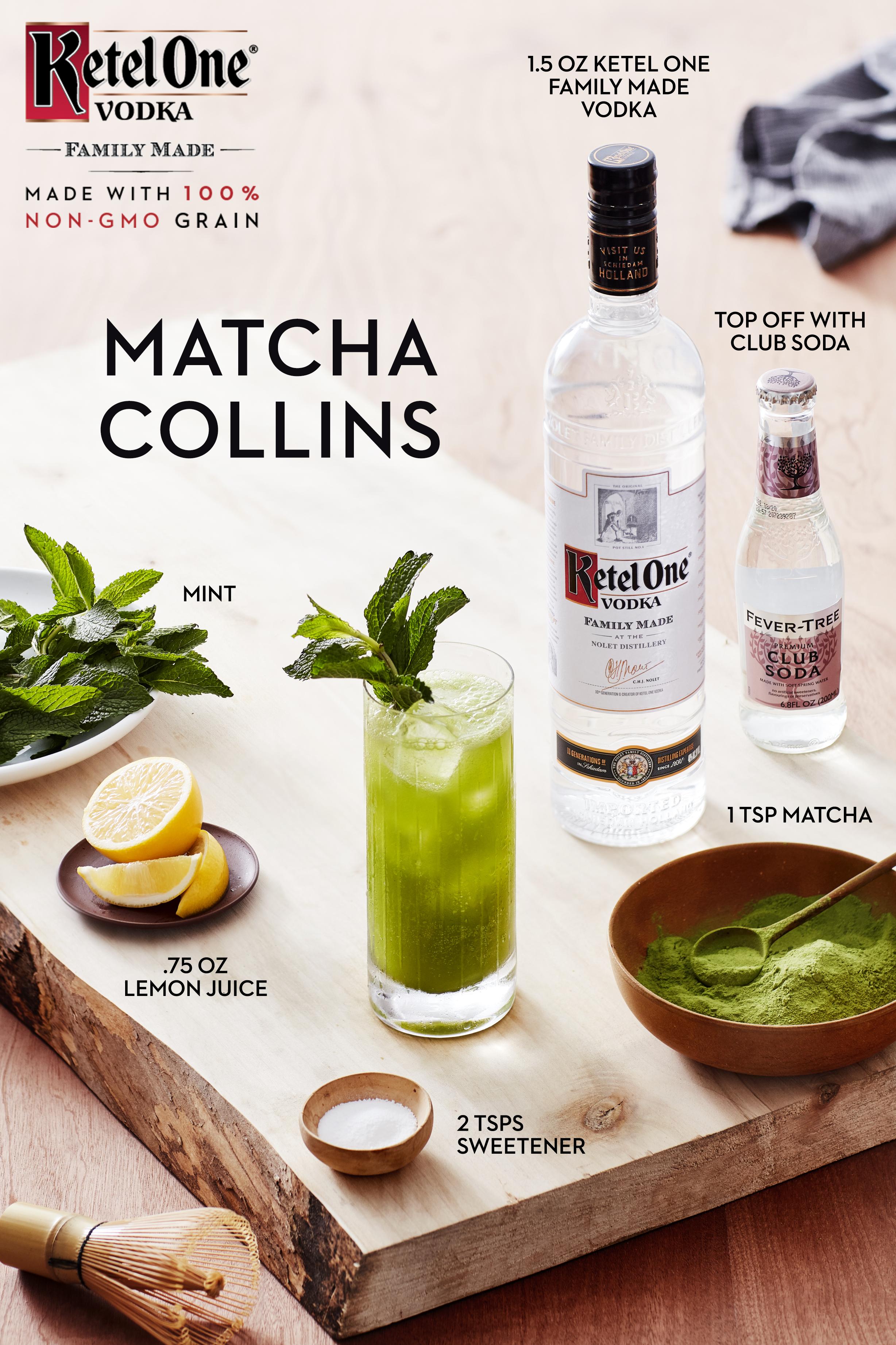 Matcha Collins Yummy Drinks Low Carb Brownies Fun Drinks