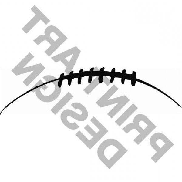 image result for football clipart vector laces senior football
