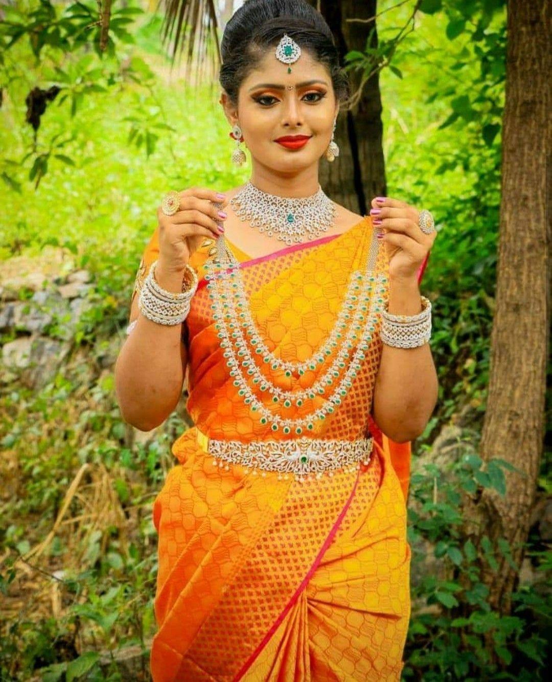 Pin By Priyanka Kolla On Diamond Jewellery Indian Wedding
