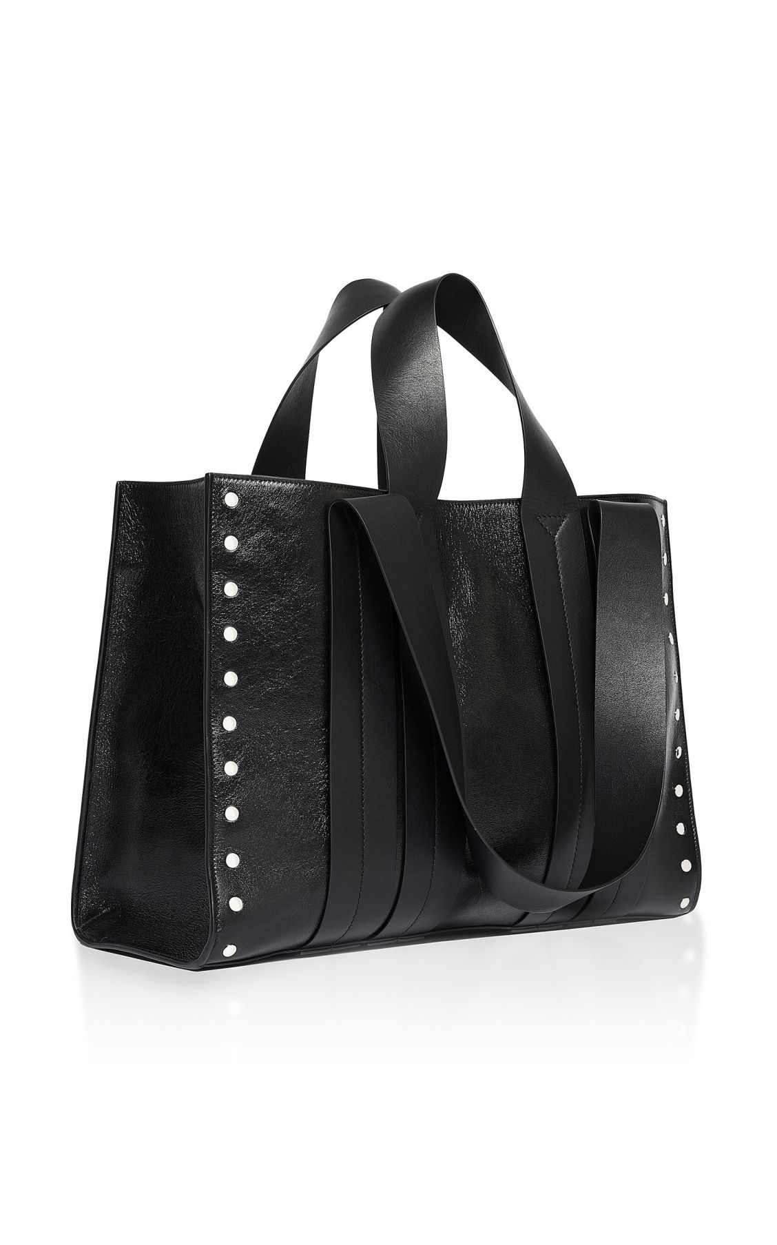 Constanza Large Tote with Studs by Corto Moltedo   Bags   Pinterest ... 55f60a4a4df