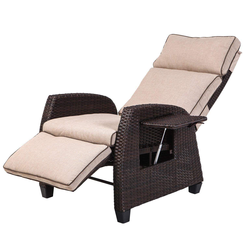 outdoor recliner lounge chair outdoor