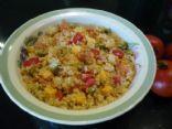 """Quinoa Pasta-less """"Pasta Salad"""" Recipe"""