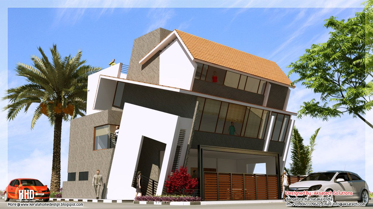 20 Best Indian Housing Plan Models Mijam Mijam Unusual Homes Single Floor House Design House Plans