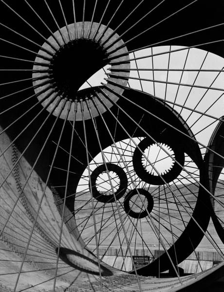Margaret Bourke White | Fort Peck | 1936