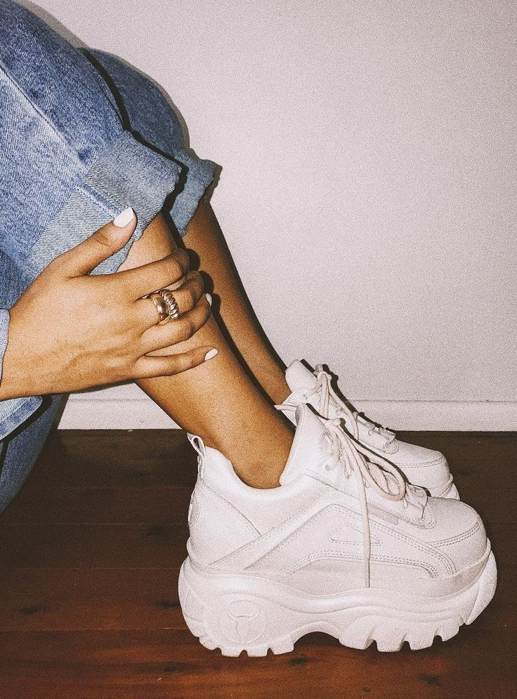 zapatillas plataforma nike