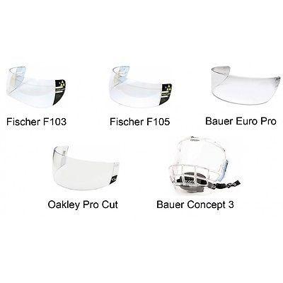 Ice Hockey Helmet Visor Bauer Fischer Oakley Free Helmet Bag Helmets Face Shields Ice Hockey Hockey Helmet Helmet Visor Bauer