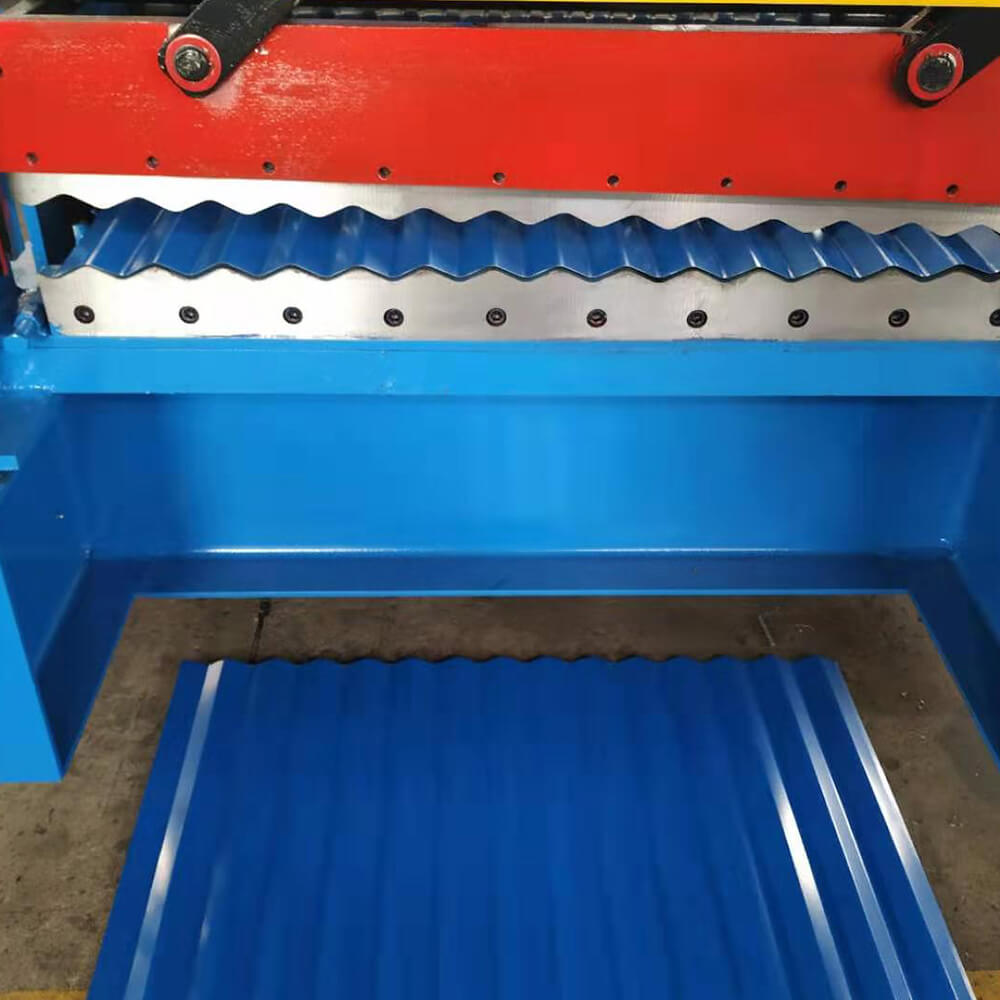 Best Corrugated Iron Roof Sheet Making Machine 400 x 300