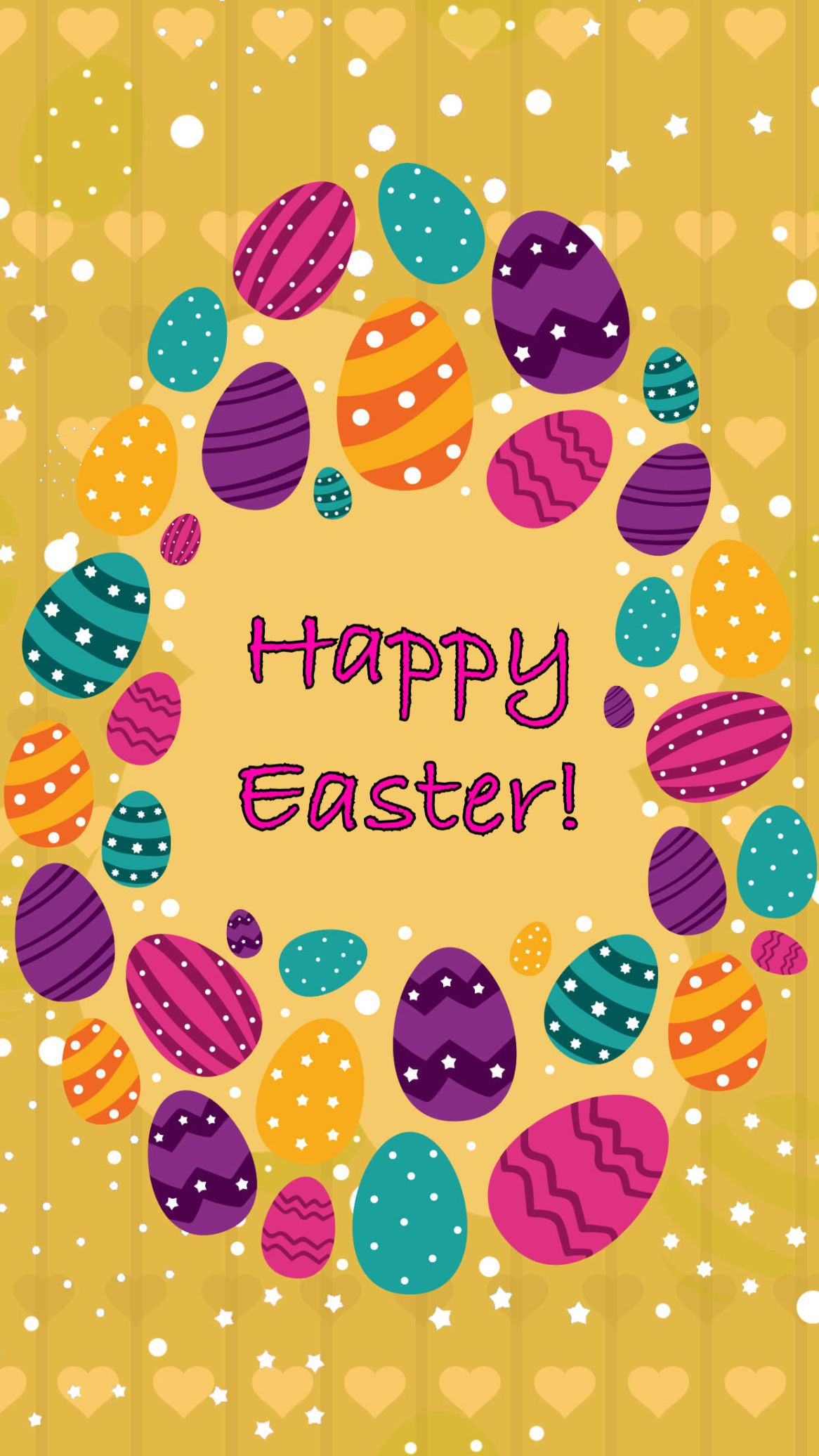 Easter wallpaper Happy easter wallpaper, Happy easter
