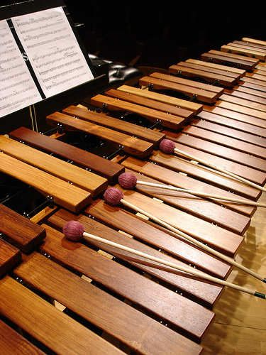 how to make a marimba instrument