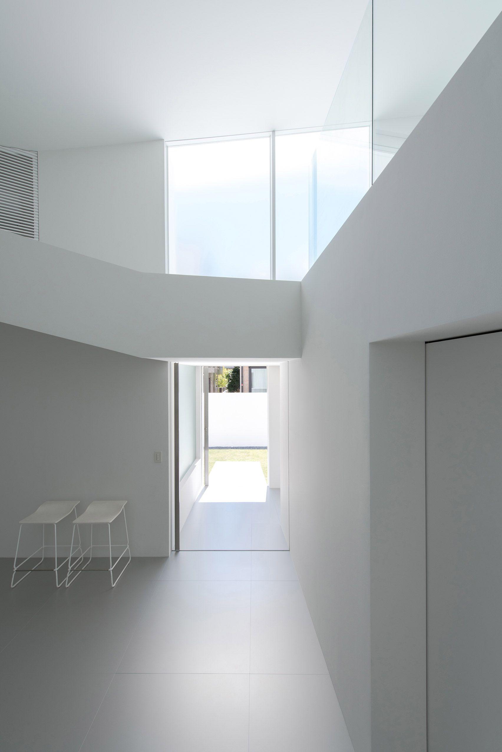 Takashi Yamaguchi Designs House In Japan Based On A Möbius