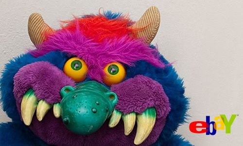my pet monster <3<3<3