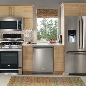 samsung stainless steel kitchen appliance packages interior rh pinterest com