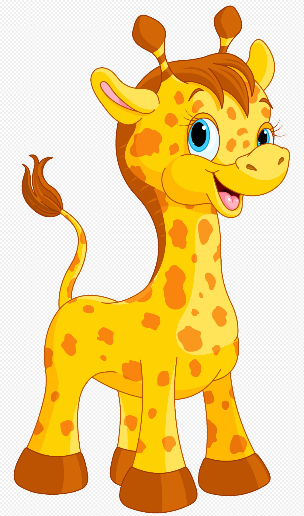 Giraffe Cartoon Png Cute Giraffe Cartoon Png Clipart Image 2994 5074 Png Download Free Transp Multiplikacionnye Risunki Detskie Risunki Milyj Multfilm