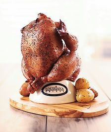 Louisiana Wood Pellet Grills Chicken Throne | Louisiana ...