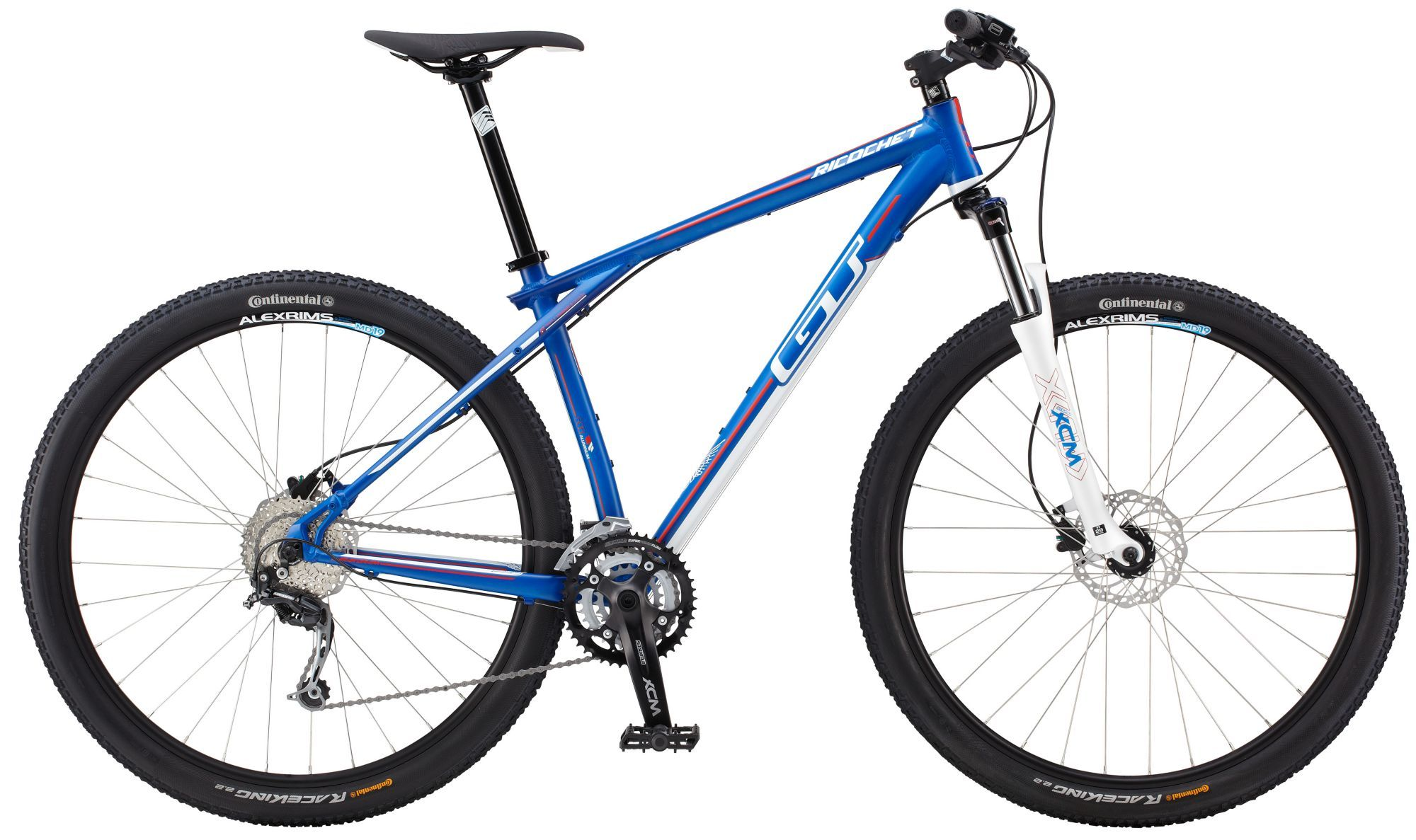 478a6484648 GT Men's Ricochet Comp 29'' Mountain Bike | Products | 29 mountain ...