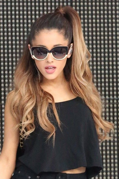 Ariana Grandes Clothes Outfits Steal Her Style Girl