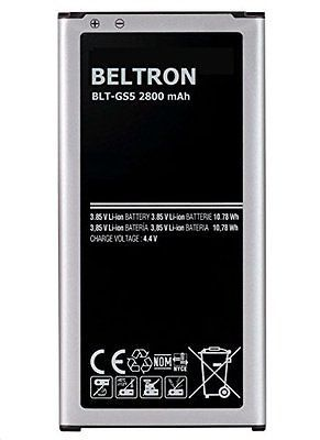 Beltron Blt Gs5 Replacement Battery For Samsung Galaxy S5 S5 Active G870