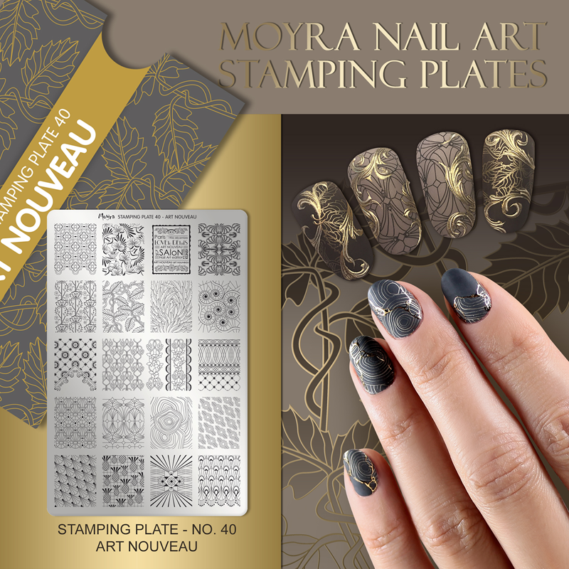 Neutral Ombré Dip Powder With Floral Stamping And Foil Accent ... Neutral Ombré Dip Powder With Floral Stamping And Foil Accent ... Nail Stamping nail stamping foil