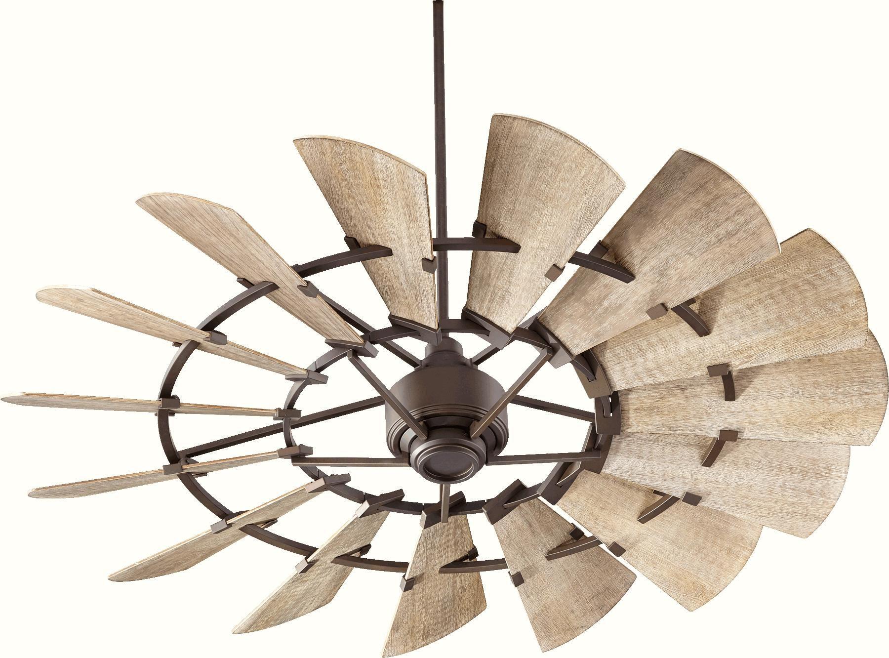 Quorum Windmill 60 86 Airflow Rating 5982 CFM Cubic Feet