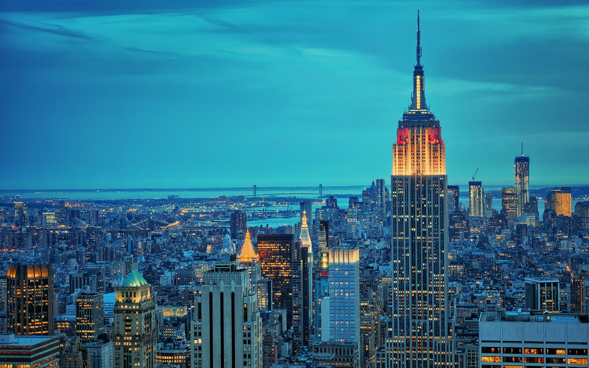 New York City Is Always Moving And Lively Citys Business Commercial Center Of The World