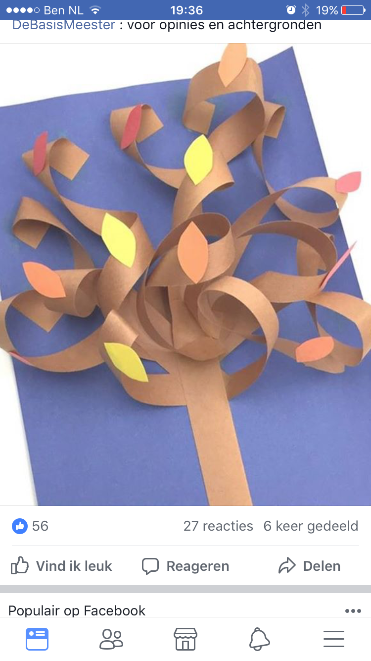 Pin by amy mcdowell on fall pinterest craft school and autumn this constructions paper tree is a fun construction paper craft create it all seasons by just switching up the fall leaves for blossoms green leafs jeuxipadfo Gallery