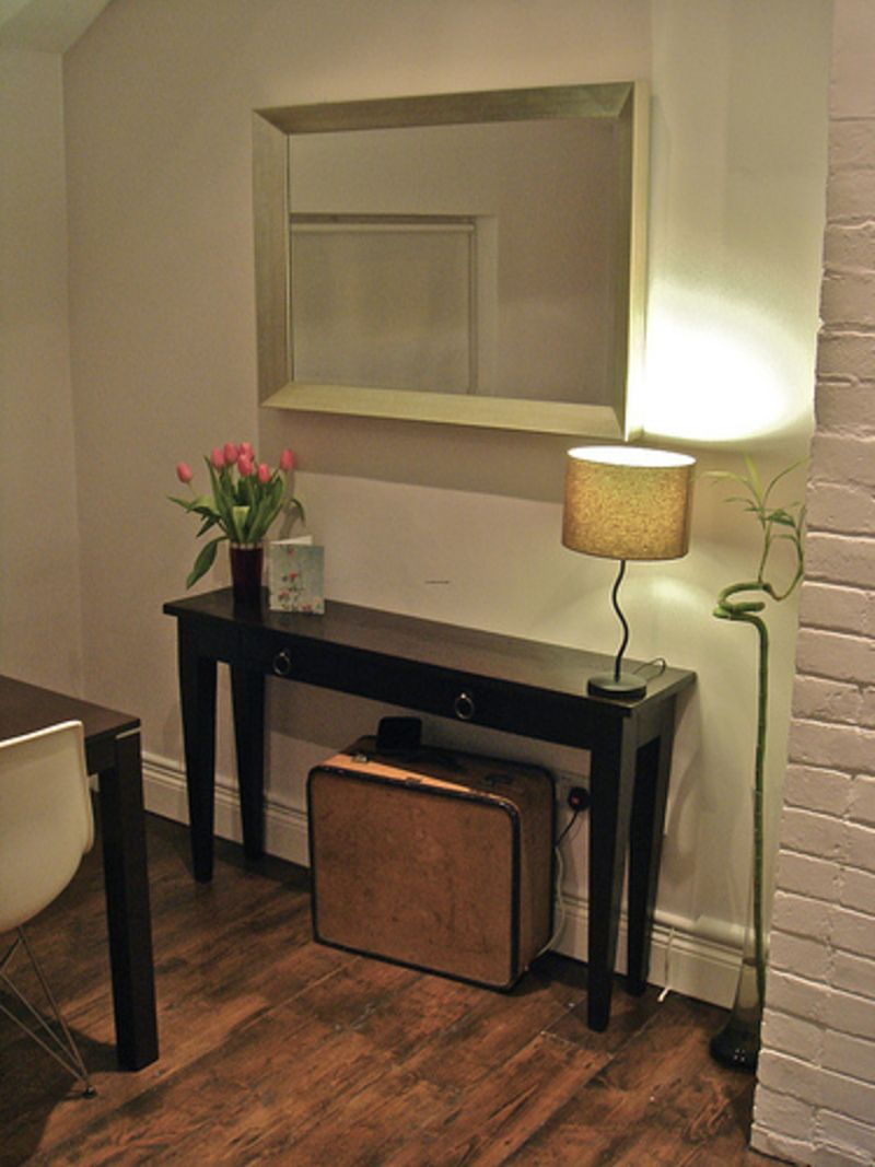 Awesome Very Narrow Console Table