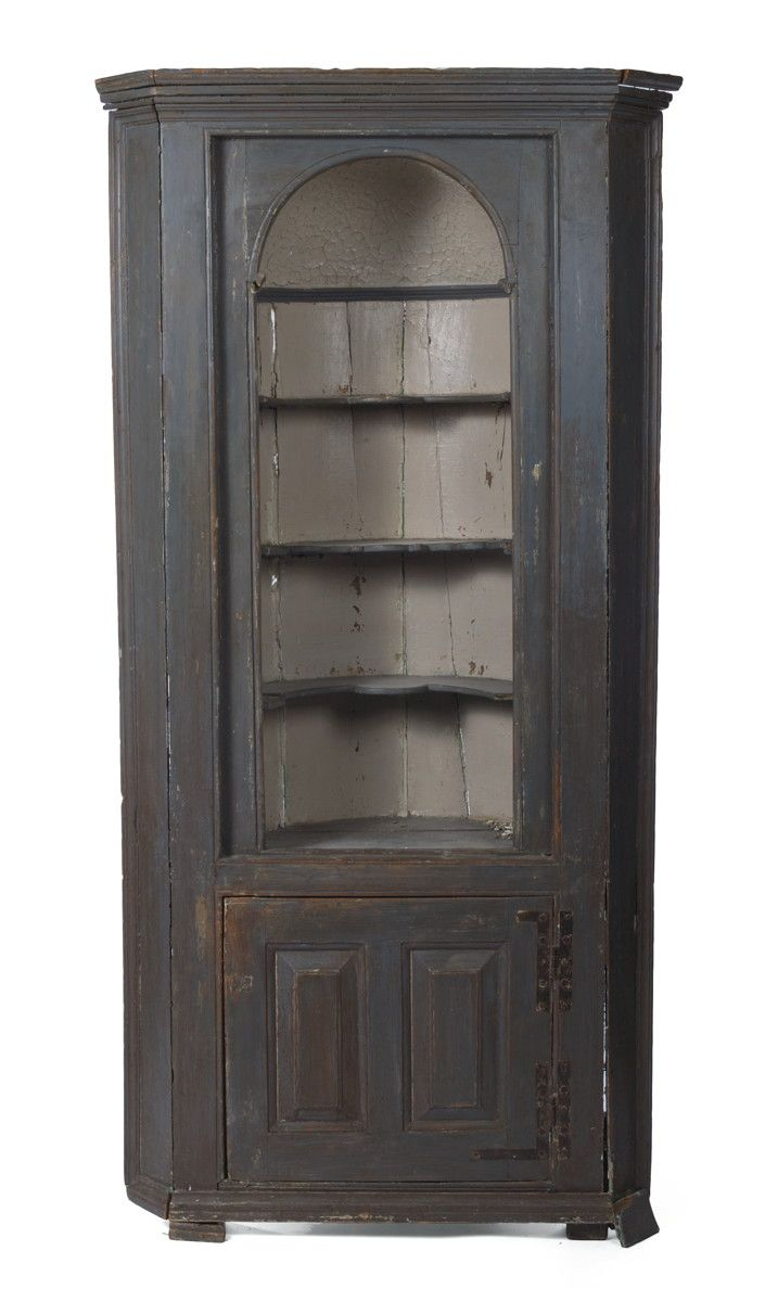 Detail Php Search Results Northeast Auctions Corner Cupboard Primitive Furniture Furniture