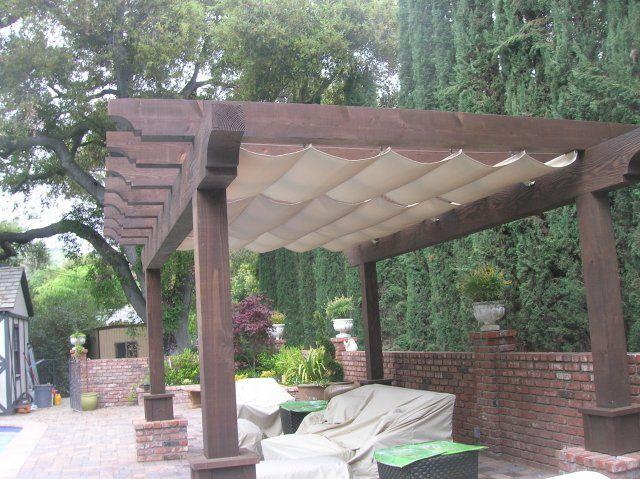 Photo of installed slide wire-Pasadena Showcase House ...