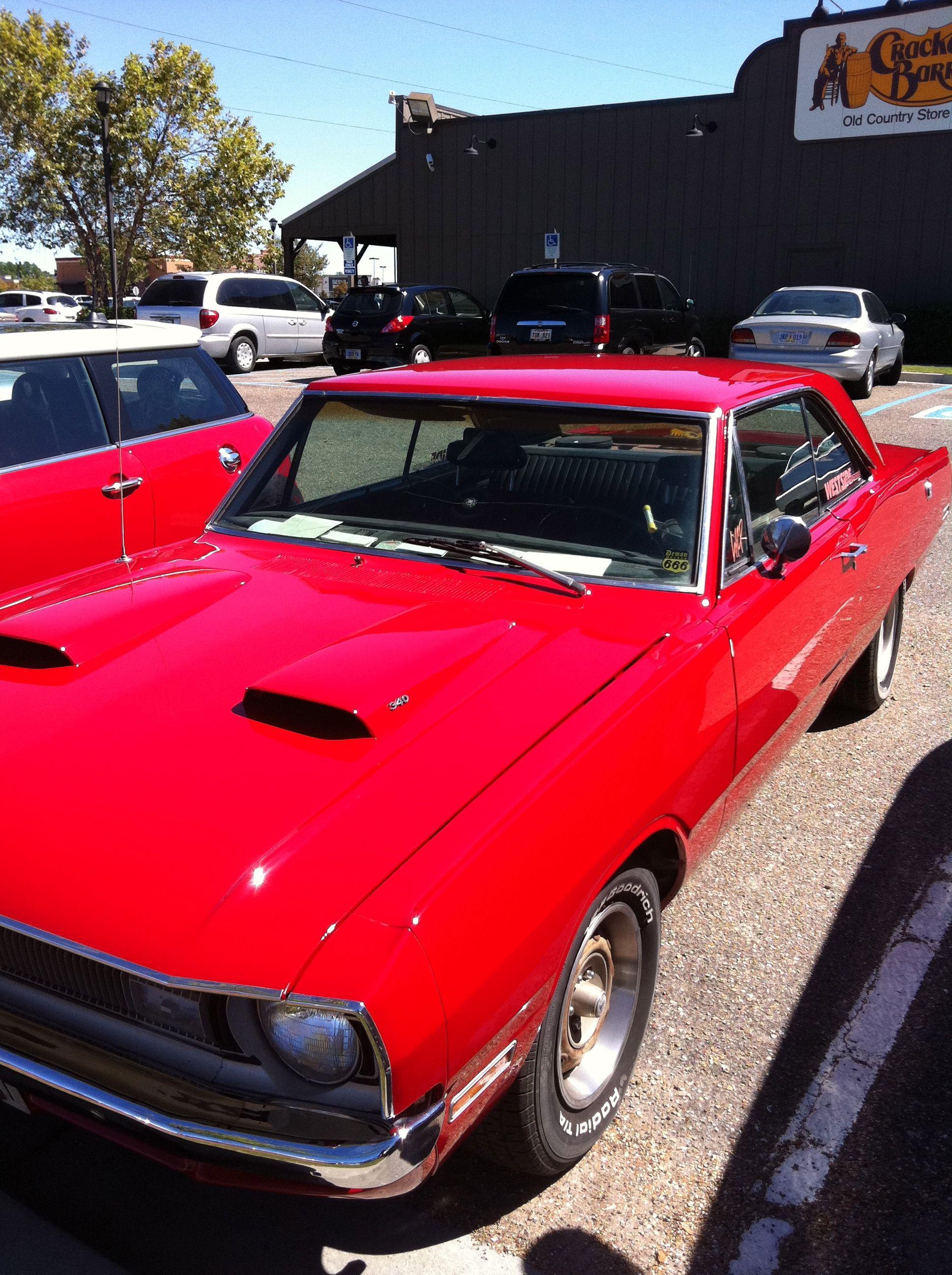 1970 Dodge Charger Rt: 1970 Dodge Dart Swinger 340