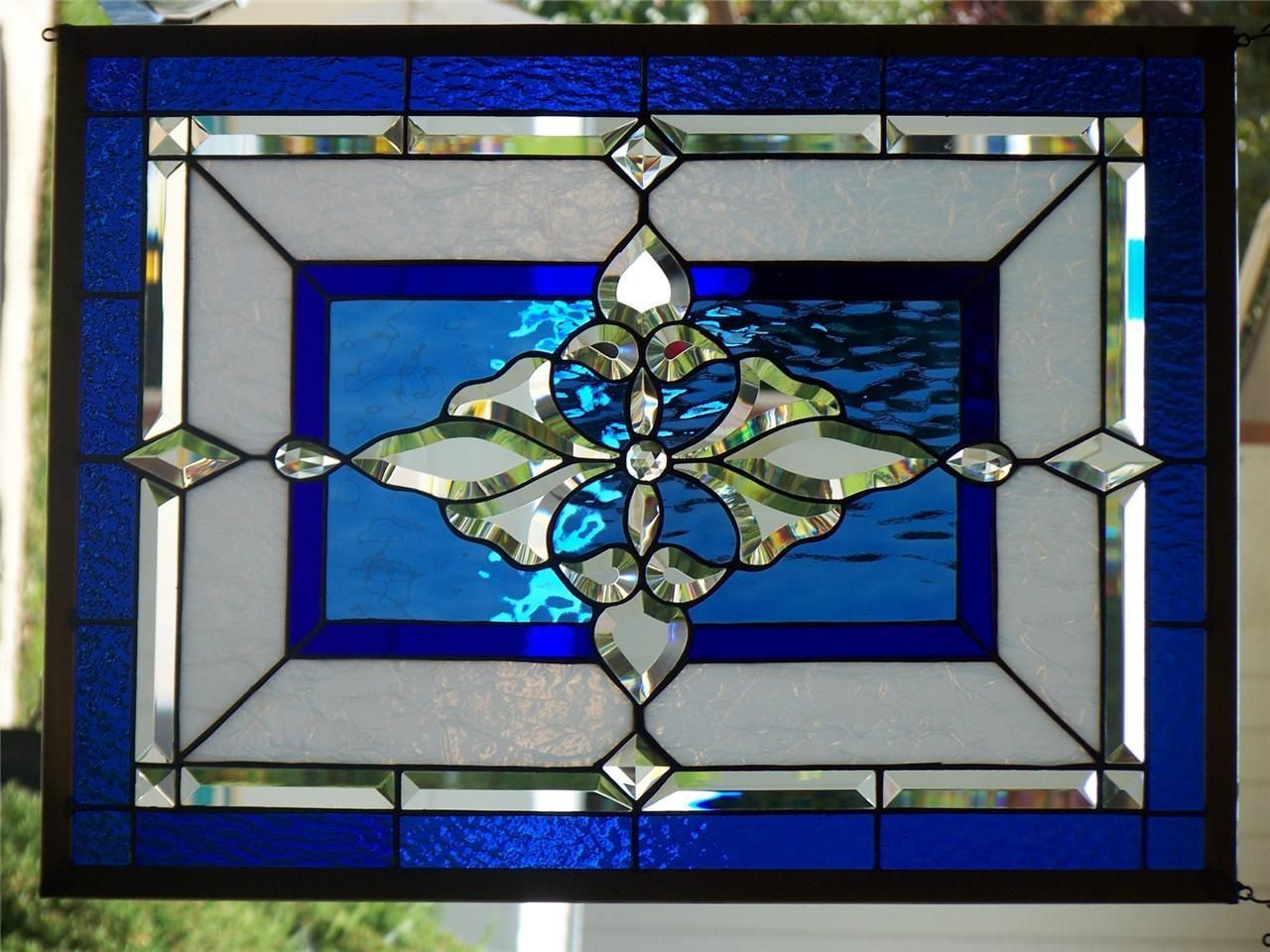 Ebay Stained Glass Panels.Stained Glass Window Hanging Ebay Stained Glass Abs