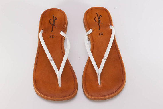 Hey, I found this really awesome Etsy listing at https://www.etsy.com/listing/193457297/white-women-sandals-flip-flops-summer