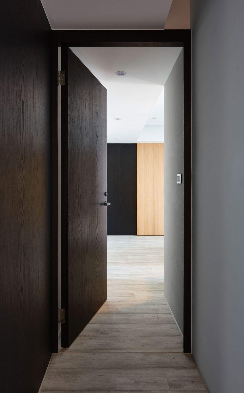 Zaxis design creates a parisinspired apartment in taichung taiwan