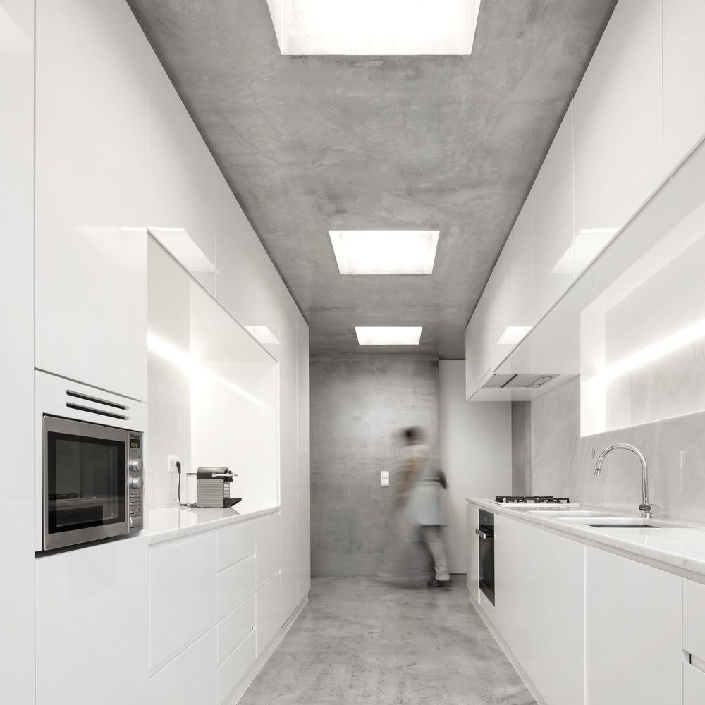 Gallery Of Campo De Ourique IV Apartament / João Tiago