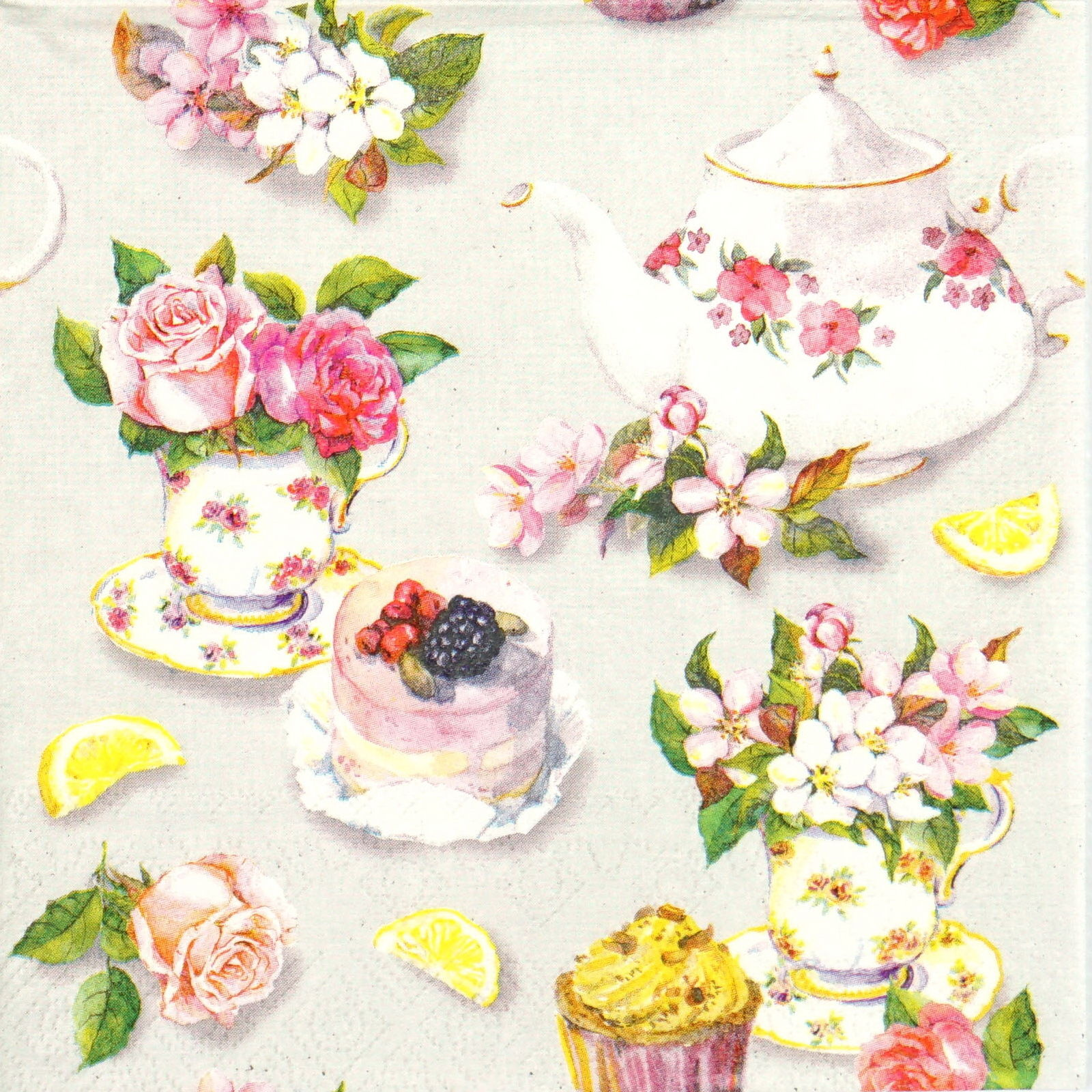 4x Paper Napkins for Decoupage Decopatch Craft One in Million