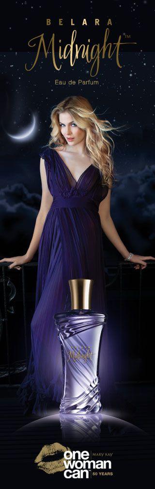 Discover NEW Belara Midnight™ Eau de Parfum from Mary Kay.